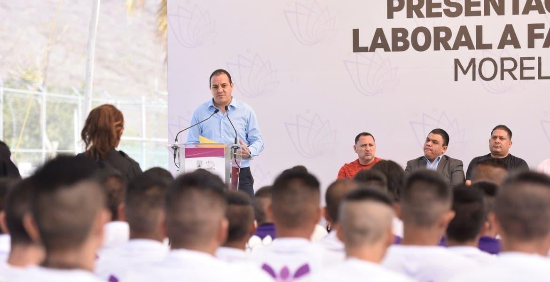 Impulsan en Morelos reinserción social a través del deporte