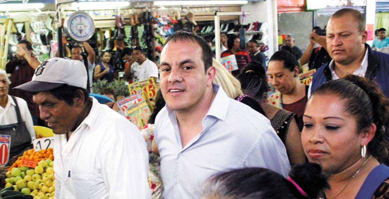 El dinero que gestioné, fue gracias a los diputados federales del PRD y es para invertirlos en las colonias más necesitadas.- Cuauhtémoc Blanco, presidente municipal