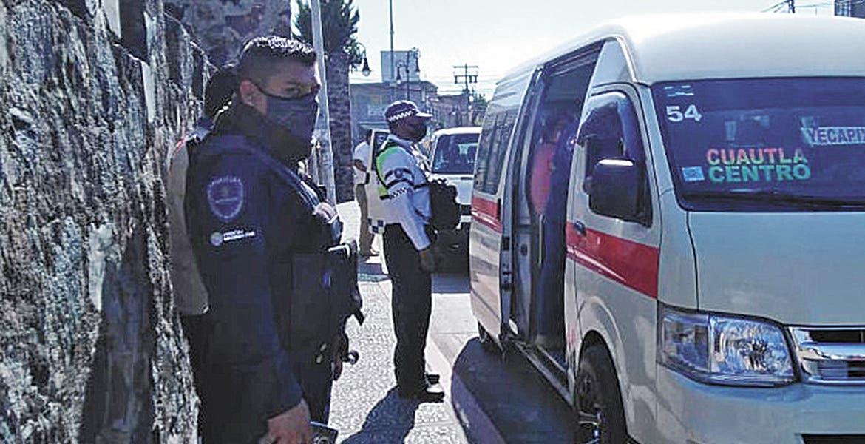 Cubrebocas : Multan a cinco por ignorar medidas
