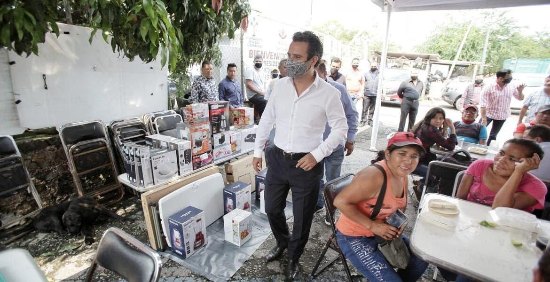 Festejan autoridades de Cuernavaca el Día del Barrendero