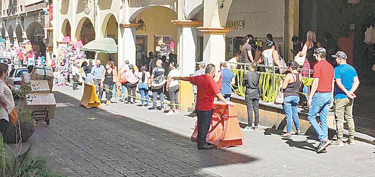 Previenen de contagios a Reyes Magos; no habrá tianguis en calle Guerrero, de Cuernavaca