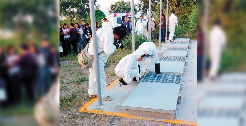 Proceso. El fiscal señaló que están afinando detalles para la exhumación en Jojutla.