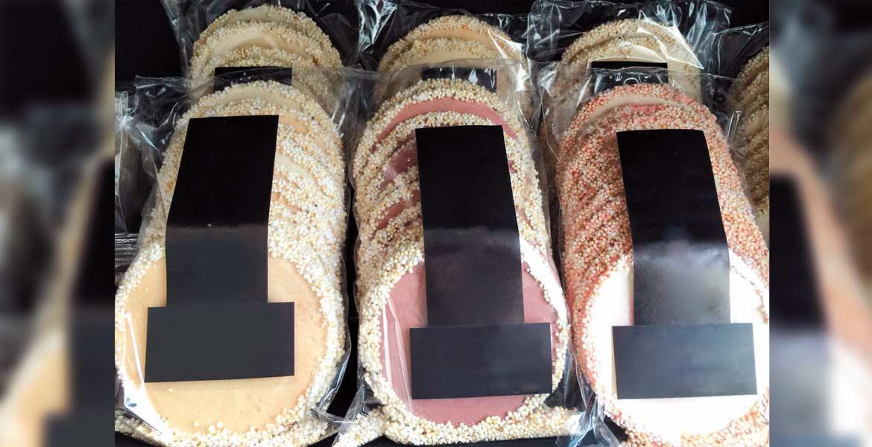 Sabor. La oblea es un dulce típico en el país, y en Morelos se produce en la zona oriente.
