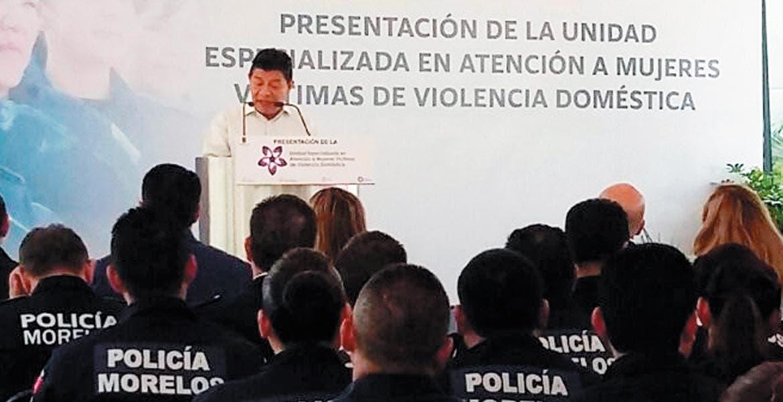 Acercamiento. Con dicha unidad buscan generar mayor confianza en las niñas y mujeres, para que puedan denunciar sin temor cuando sufran violencia.