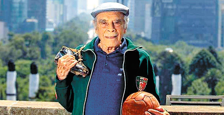Nacho Trelles cumple este lunes 101 años