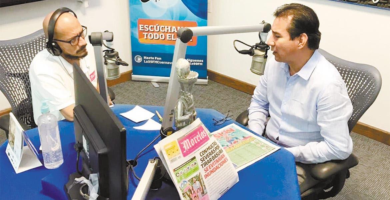 Cumplió SAPAC con pago de convenio de administraciones anteriores en Cuernavaca