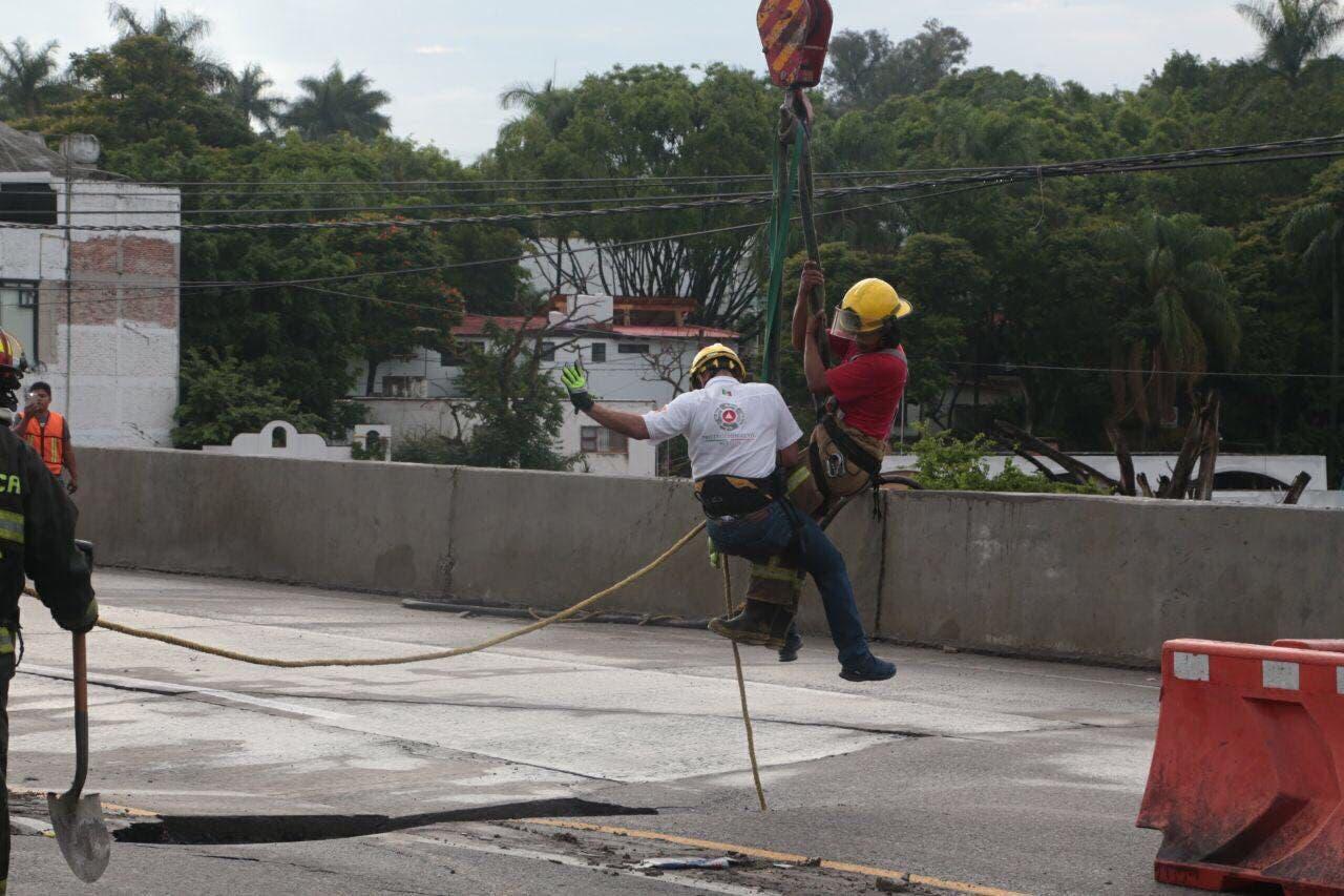 Destituyen a José Luis Alarcón, delegado de la SCT en Morelos