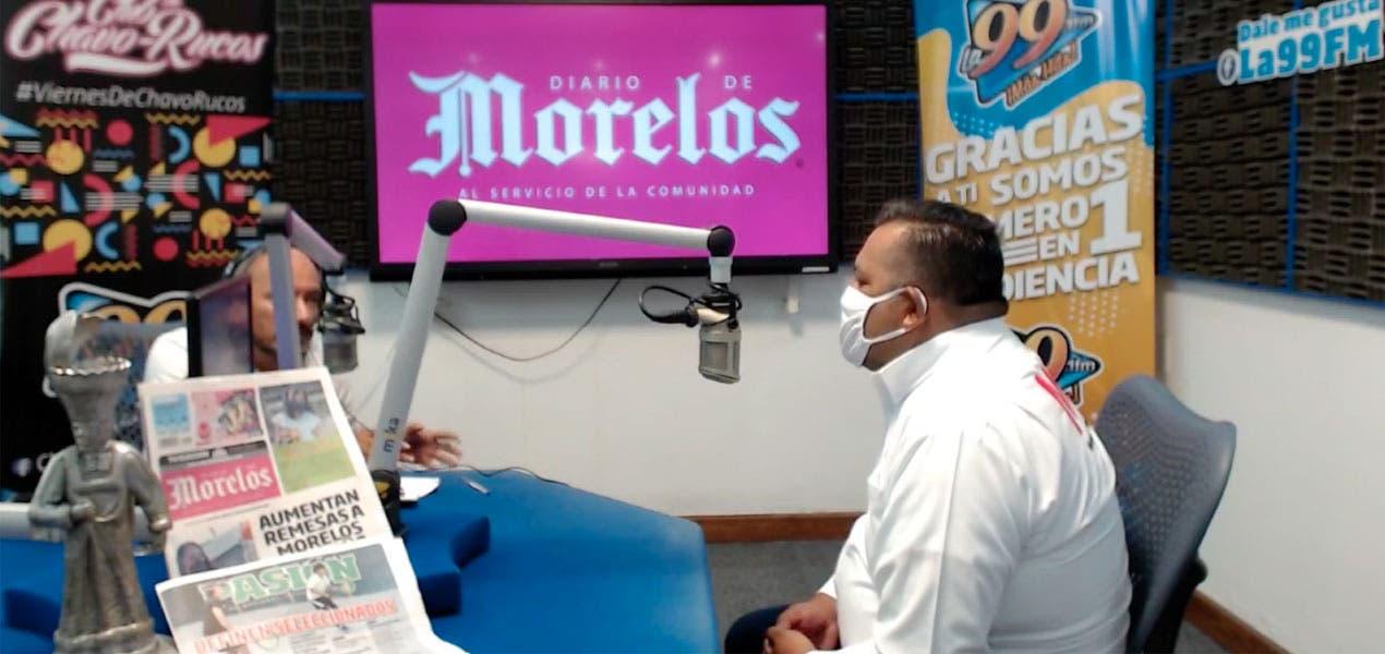 NOTICIAS DE MORELOS - DDM INFORMA A LA 1 PM VIERNES 07 DE MAYO 2021