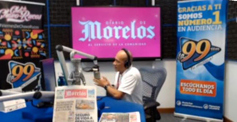 DIARIO DE MORELOS INFORMA A LA 1 PM 29 DE MAYO