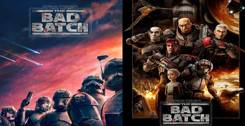 """""""Star Wars: The Bad Batch"""", nuevo estreno de Disney Plus"""