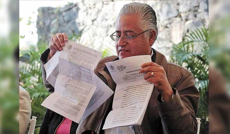 Reportan secuestro de ex rector Alejandro Vera y su esposa