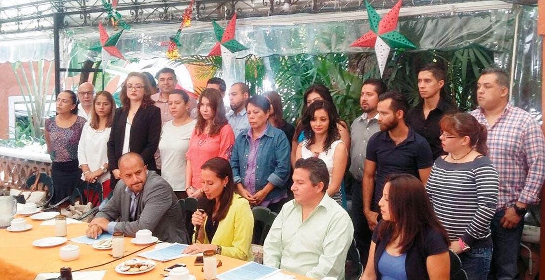 Denuncia. Al menos 20 ex trabajadores municipales denunciaron despido injustificado por parte del alcalde y piden la intervención del secretario de Gobernación.
