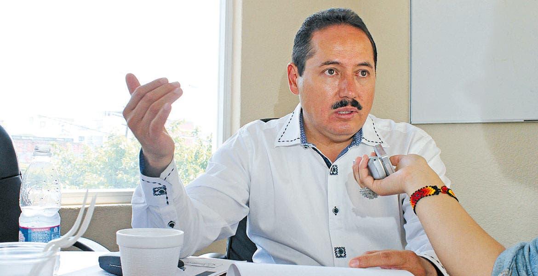 Previsión. El ex alcalde Miguel Ángel Colín podría correr con la misma suerte de el ex edil de Cuautla, Jesús González Otero, si la Fiscalía Anticorrupción encuentra elementos suficientes, asegura el diputado Eder Rodríguez Casilas.