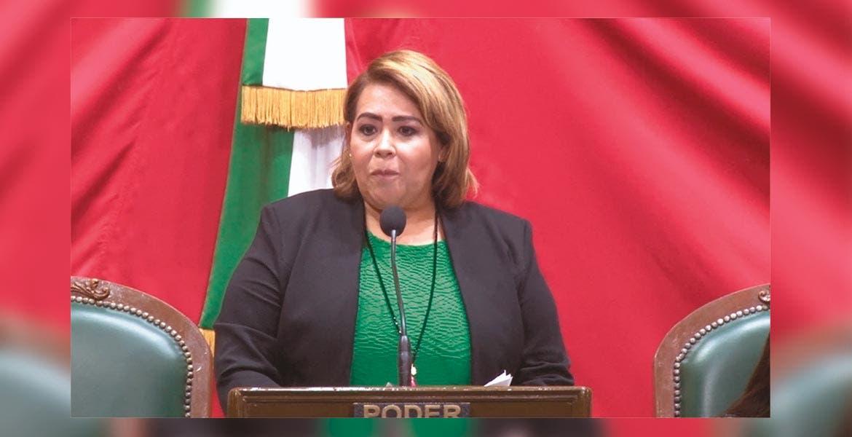Iniciativa. La diputada Beatriz Vicera también destacó que hay expresiones discriminatorias en artículos del Código Familiar