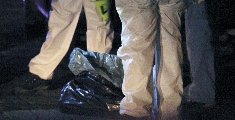 Hallazgo. Un hombre fue descuartizado, embolsado y abandonado con un narcomensaje del Cártel de Jalisco en cuatro colonias de Temixco.
