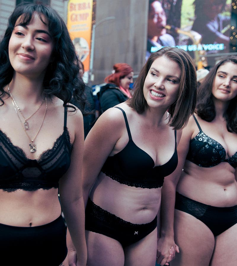 Guerrilla de lencería: la pasarela que se opone a Victoria's Secret