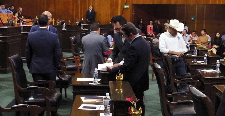 Inquietud. Congreso pide información al Senado de dictamen aprobado sobre uso de la mariguana.