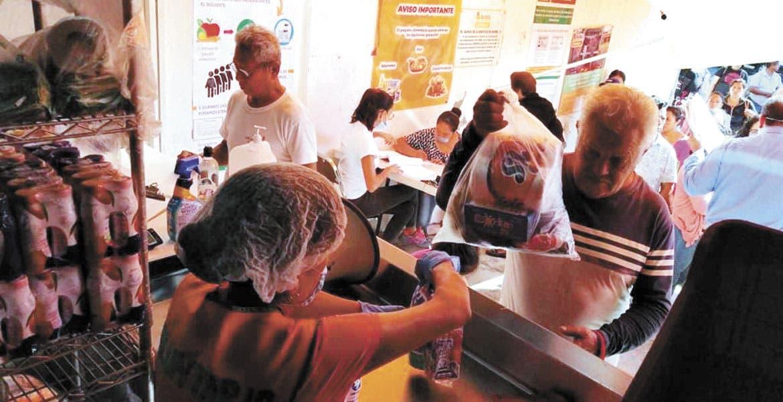 Registra Banco de Alimentos Morelos aumento en la demanda de despensas