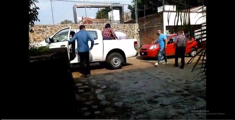 Trasciende detención de 6 trabajadores de Ayuntamiento de Cuernavaca; que se investigue, dice alcalde