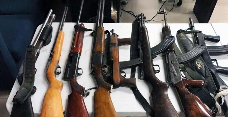 Precisan. Matías Quiroz Medina señaló que la detención de 18 personas armadas, es producto del trabajo del Gobierno del Estado, que no baja la guardia en el combate contra la delincuencia.