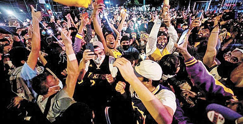 Detienen a 76 aficionados por disturbios