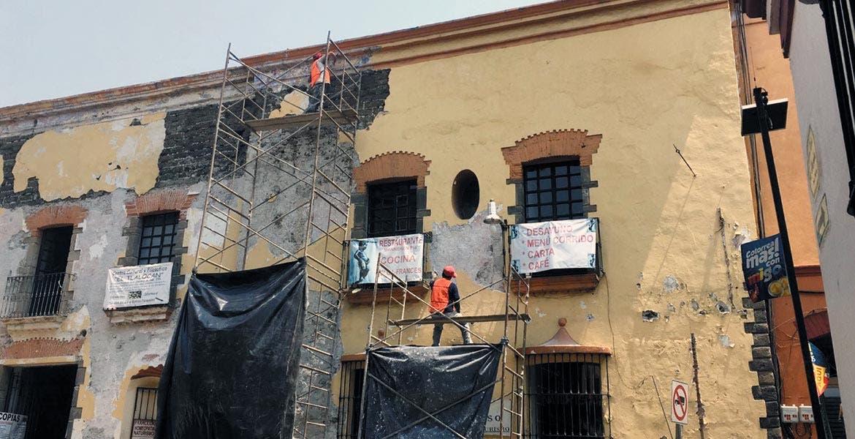 Cadena. Más de 72 mil personas estaban ocupadas en el ramo de la construcción en mayo del año pasado, 1.3% eran mujeres