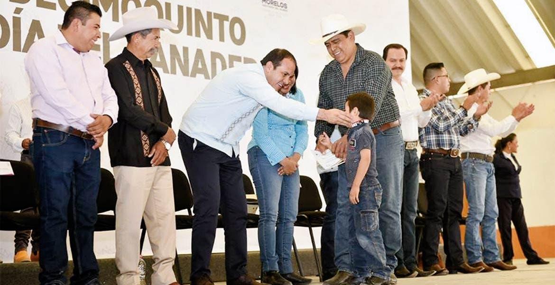 Reconocen actividad ganadera en Morelos