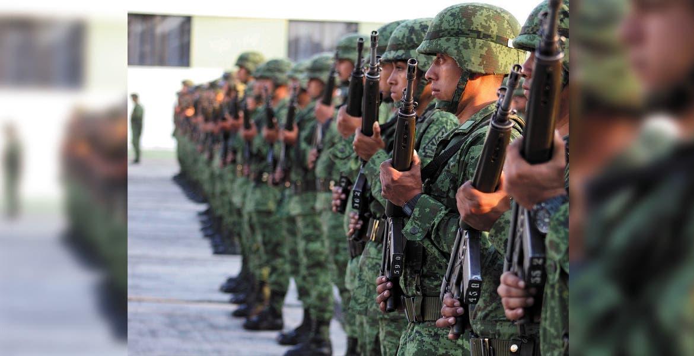 Celebran hoy soldados con honor y valor el d a del for Noticias del espectaculo mexicano del dia de hoy