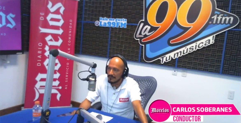 Diario de Morelos informa a la 1 pm 29 de enero del 2020
