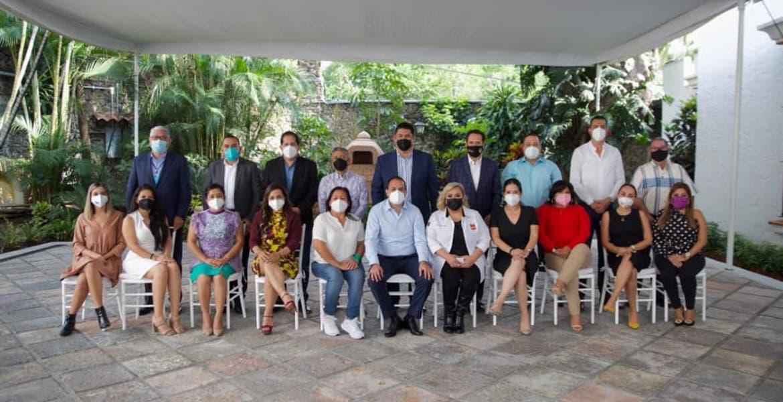 Buscan presupuesto favorable para habitantes de Morelos