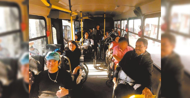 Conmemoran Día Internacional de Personas con Discapacidad