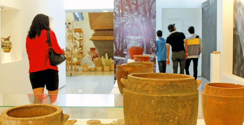 Arte popular. En el MMAPO se exponen piezas ralizadas por artesanos de Cuernavaca.