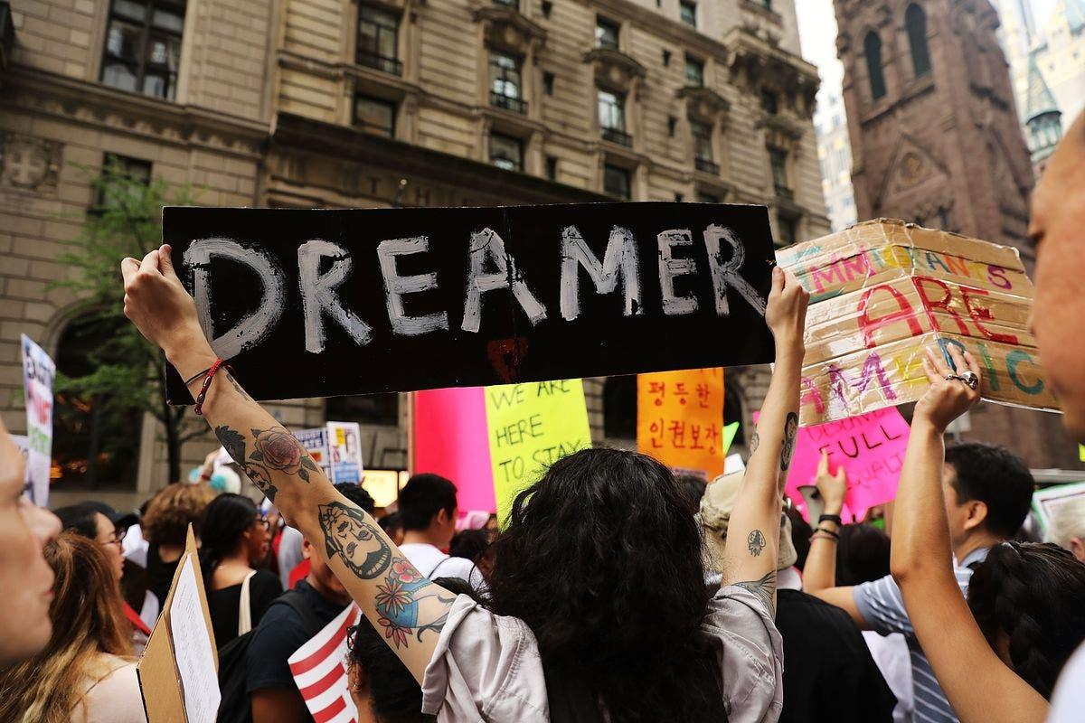 Vulnerables, casi 700 mil dreamers mexicanos por falta de solución en EU