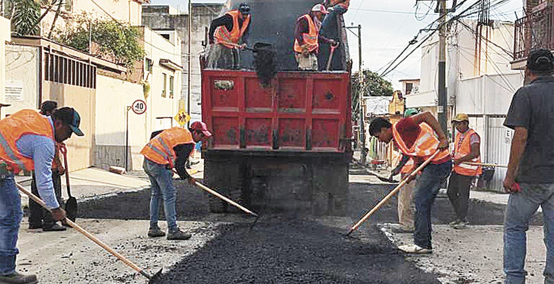 El lunes concluirán obras en avenida Álvaro Obregón, de Cuernavaca - Diario de Morelos