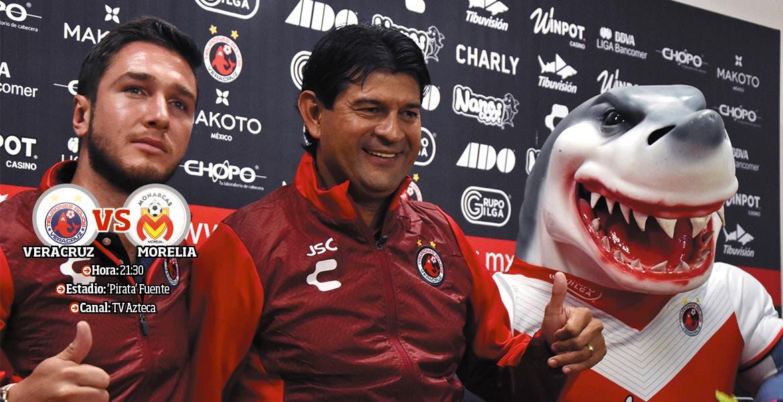 José Saturnino Cardozo es el nuevo entrenador del Veracruz