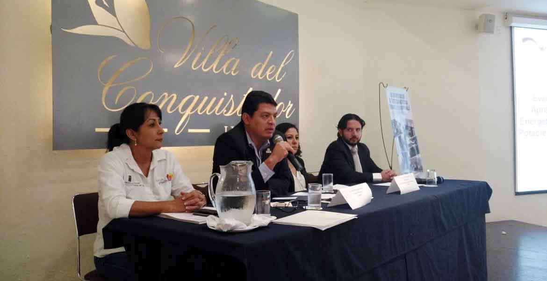 Vanguardia. Juan Carlos Valencia destacó que Morelos entró a la eficiencia energética y es uno de los primeros en estas acciones.