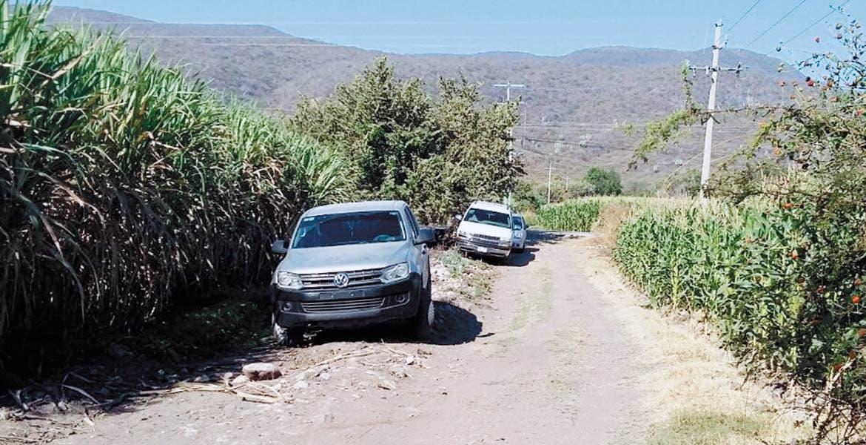Hallazgo. Dos mujeres maniatadas y con huellas de tortura, así como asesinadas a balazos, fueron abandonadas en el poblado de Ticumán, en Tlaltizapán.