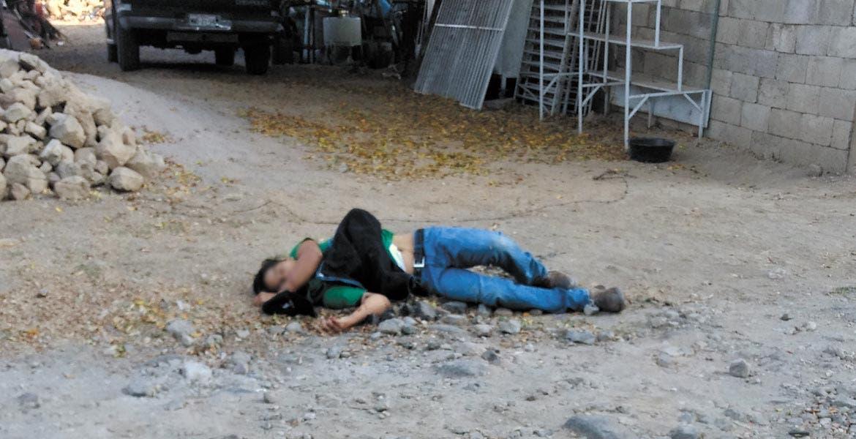 Crimen. Bernabé fue asesinado a balazos al ser sorprendido por dos sujetos armados, cuando caminaba por la calle 12 de Octubre de la Ampliación Lázaro Cárdenas.