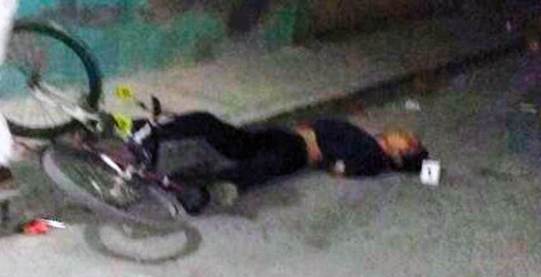 El crimen. Ignacio fue asesinado a balazos, tras ser emboscado por dos sujetos armados en una moto cuando viajaba en su bicicleta.