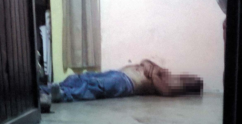 El crimen. Un hombre apodado 'El Burro' fue asesinado a balazos en el interior de su casa, ubicada en la colonia Otilio Montaño, de Tlaltizapán.