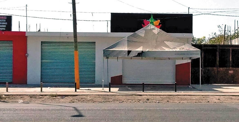 """Negocio. Mauricio, dueño del bar El Mezcalito, fue asesinado a balazos, tras negarse a pagar """"derecho de piso"""" a tres sujetos en Jojutla."""