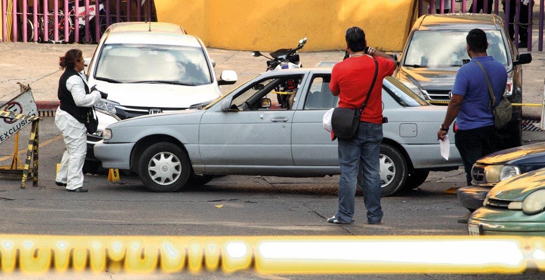Atentado. El ex ministerial Francisco Javier Cereth Reyes fue asesinado a balazos a bordo de su auto frente a su esposa e hijo.