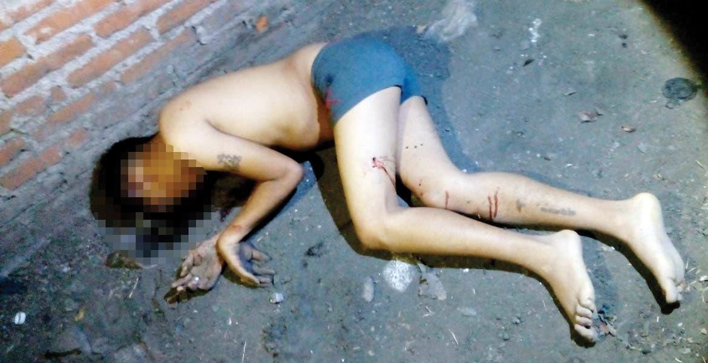 El crimen. Bernabé Delgado Oliveros fue asesinado en su casa.