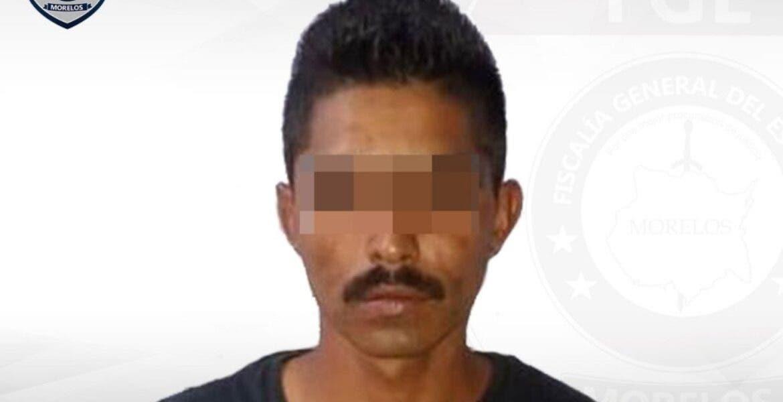 Por robar auto a policía en Morelos, lo condenan a 22 años de prisión