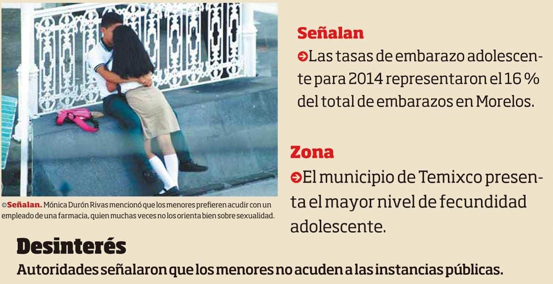 Señalan. Mónica Durón Rivas mencionó que los menores prefieren acudir con un empleado de una farmacia, quien muchas veces no los orienta bien sobre sexualidad.