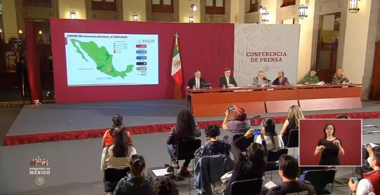Declaran emergencia sanitaria en México por COVID19