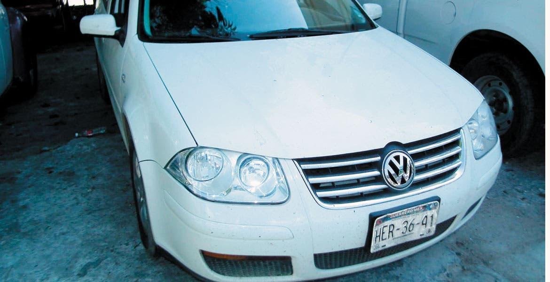 Facilidad. Muchos automovilistas emplacaban en el estado vecino para librarse de multas y derechos que debían cumplir.