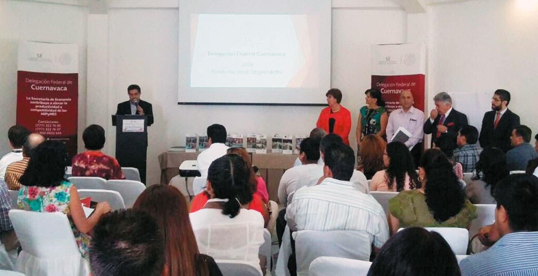 Apoyos. El Inadem y la Secretaría de Economía buscan fortalecer a pequeños empresarios.