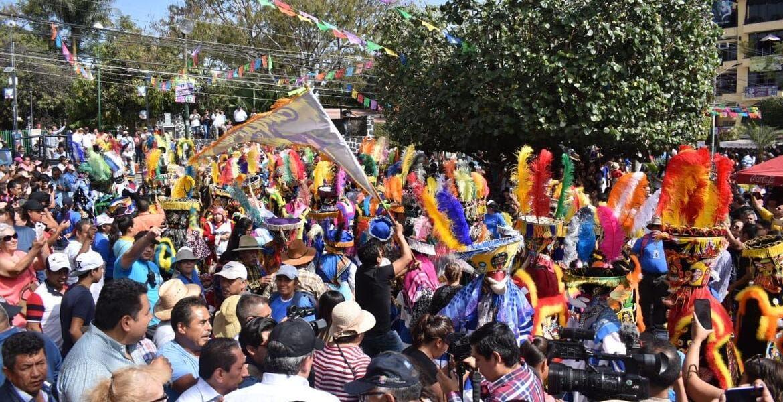 Queda inaugurado el Carnaval de Jiutepec 2020