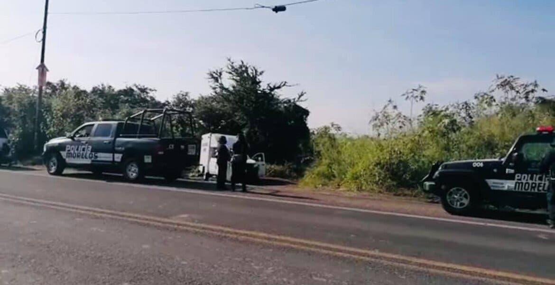 Encuentran a un encobijado en Xochitepec